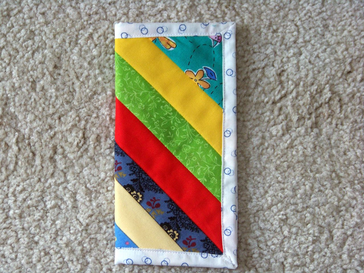 Going To Make A Needle Case Out Of Mine Halloween Wall Hanging Quilt Kits